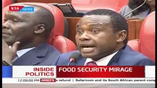 Inside Politics: Food security mirage