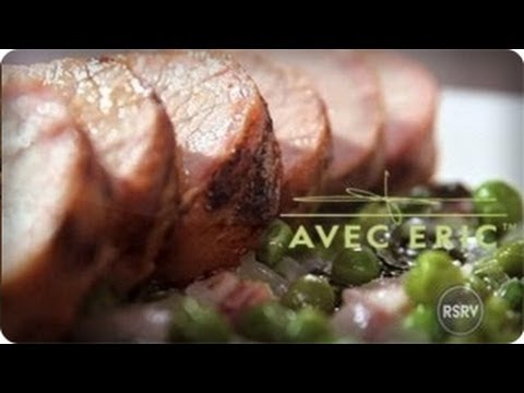 Everything Is Better With Bacon | Avec Eric W/ Chef Eric Ripert | Reserve Channel