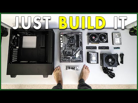Building A Gaming PC - May 2020
