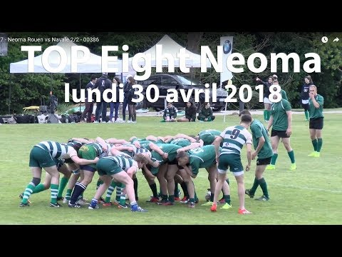 Top Eight Neoma 2018 - demi-finale Lyon BS vs Neoma Rouen