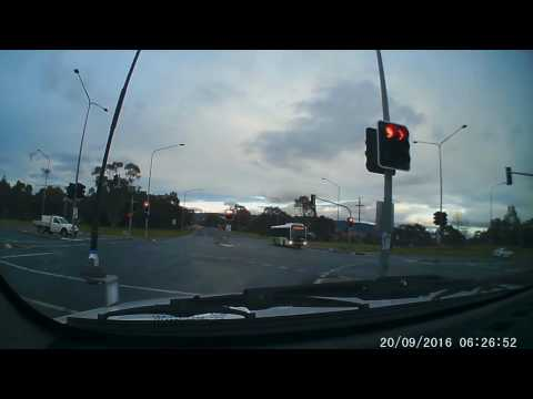 Canberra bad drivers.....clips.......