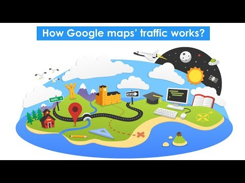 Google maps traffic data atlanta