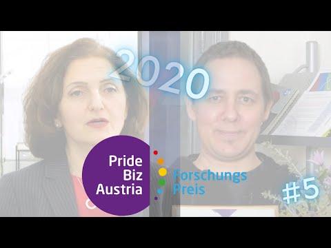 Pride Biz Forschungspreis 2020: Anton Cornelia Wittmann