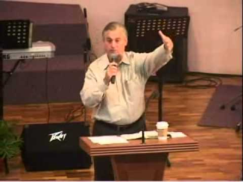 "Apostolic Teaching- David Bernard- ""Identity of Jesus Christ"""