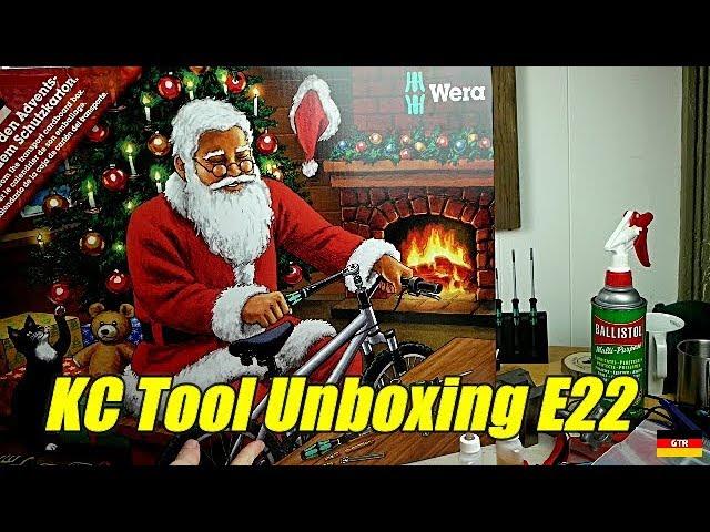 Kc Tool Unboxing E22 Youtube