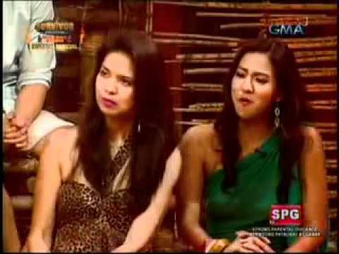 Survivor Philippines Celebrity Doubles Showdown 11/29/2011