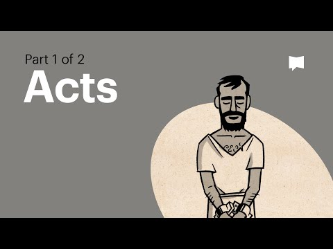 Read Scripture: Acts Ch. 1-12