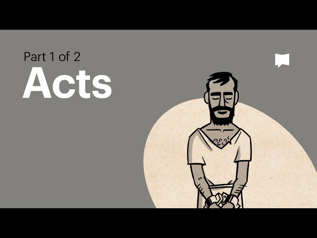 Overview: Acts 1-12