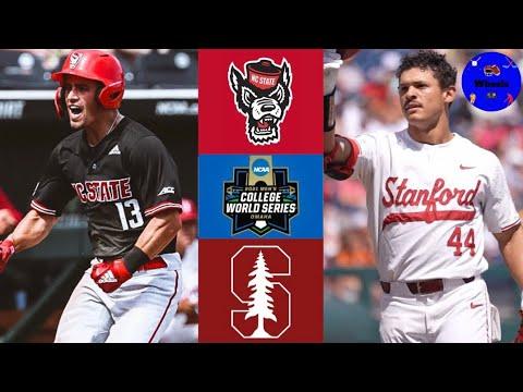 Vanderbilt vs. NC State Wolfpack baseball video highlights, score at ...
