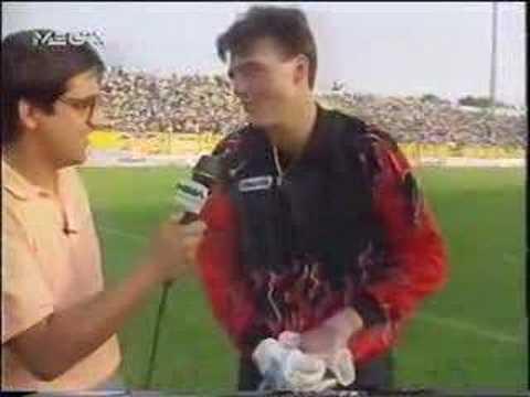 1991-1992 Match 05 AEK - ethnikos