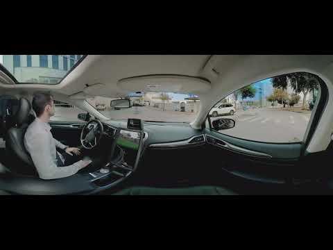 Take a Virtual Ride in Mobileye's Autonomous Vehicle