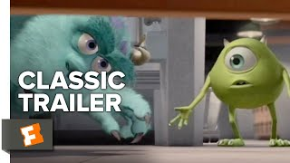 Monsters, Inc. (2001) Trailer #1 | Movieclips Classic Trailers