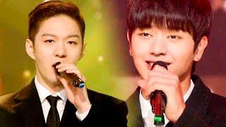 《Healing Song》 비투비(BTOB) - 집으로 가는 길(Way Back Home) @인기가요 Inkigayo 20151108