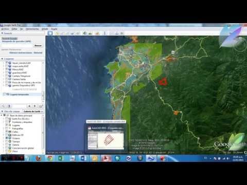 Convertir archivos dwg de autocad a kmz de google earth for Dwg to kmz converter