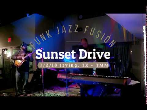 Sunset Drive 03/02/18 Live in Irving, TX