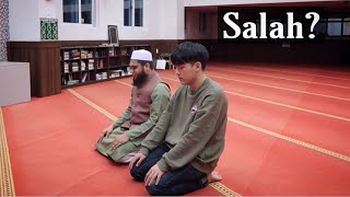 How to do Salah Prayer? | Learning with Imam