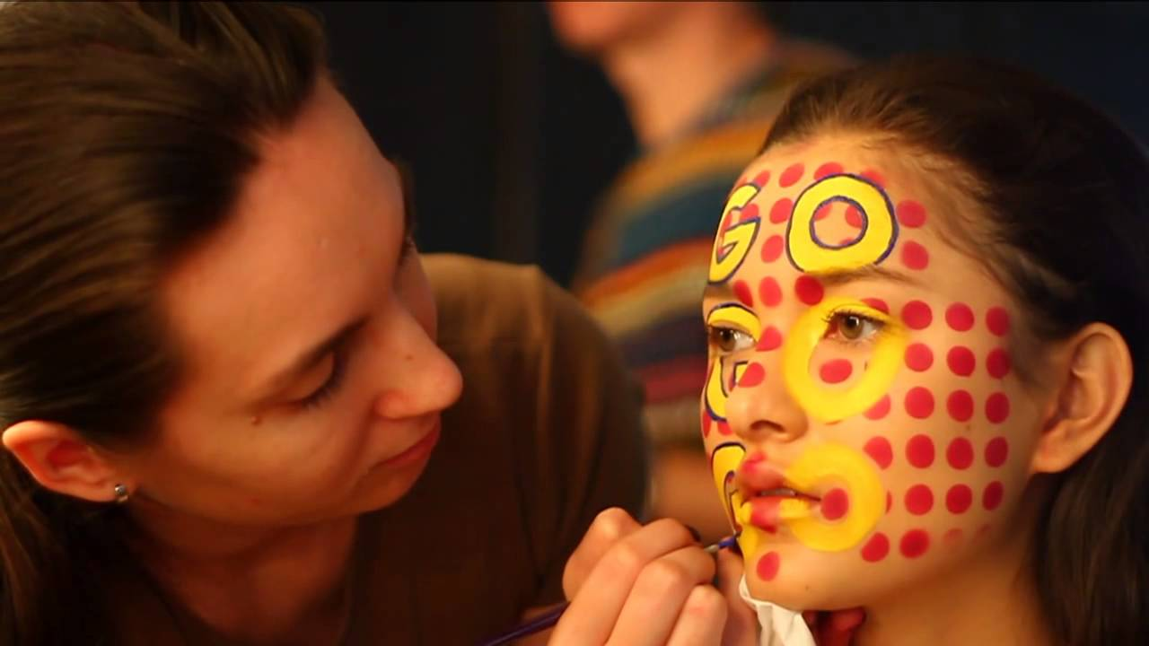 Face Painting and Balloon Twisting Blog » 2015 » January