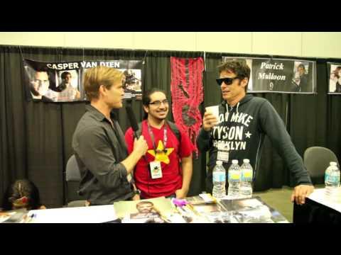 Casper Van Dien and Patrick Muldoon Interview