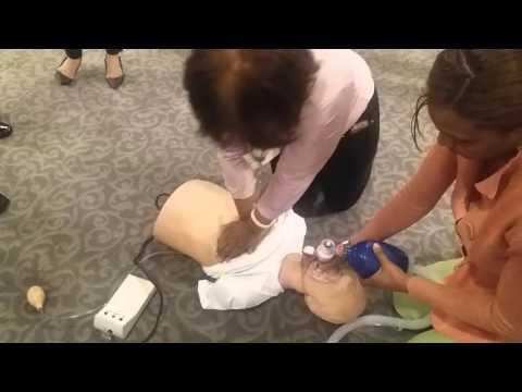 Resucitación cardiopulmonar