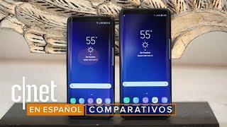 Samsung Galaxy S9 vs. Galaxy S9 Plus: ¿Cuáles son las diferencias?