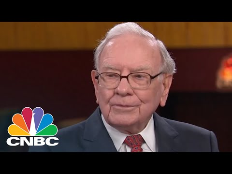 Warren Buffett: There Are Levels Of Trade Deficit That Bother Me | CNBC