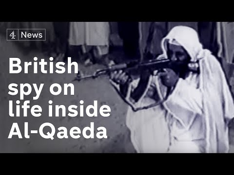 I was an MI6 spy inside Al-Qaeda