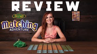 The Quest Kids: Matching Adventure Review