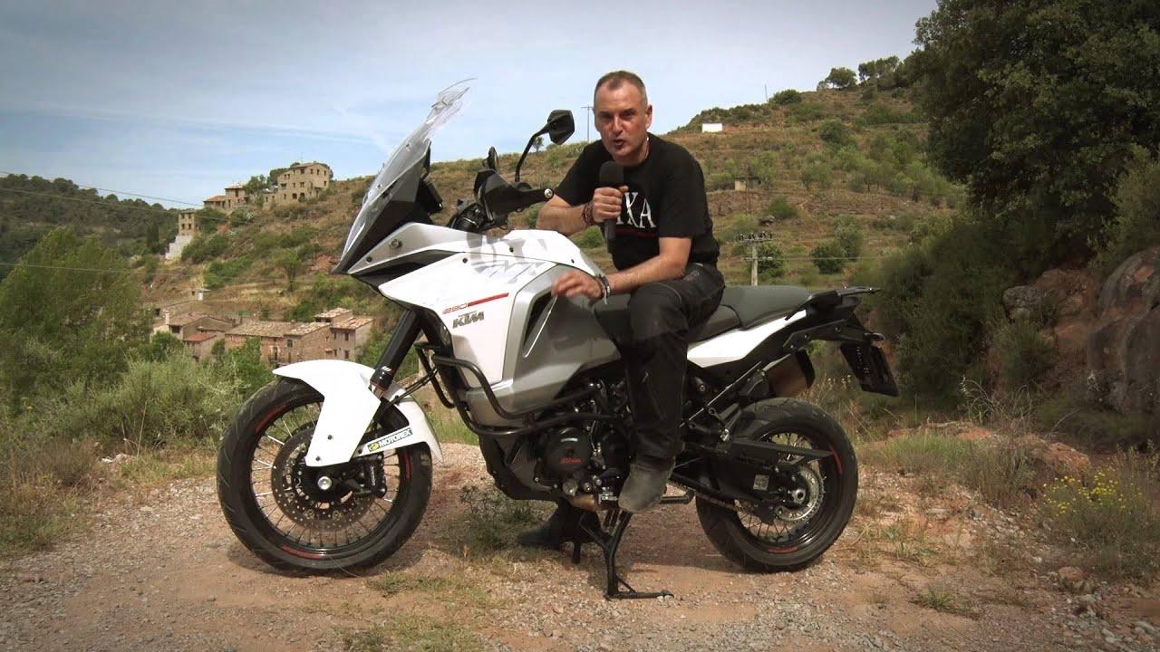 motos garage tv test ktm 1290 super adventure youtube. Black Bedroom Furniture Sets. Home Design Ideas