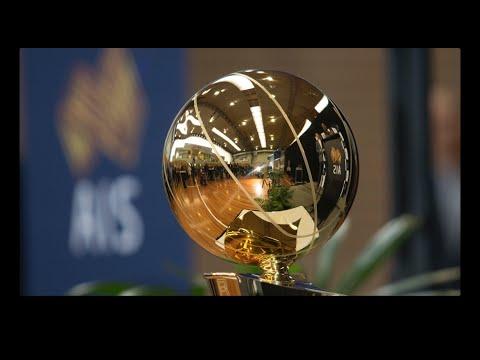 NBA trophy visits AIS