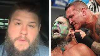 Kevin Owens Sad Message... WWE Wrestlers Scared Of Orton...Wrestling News