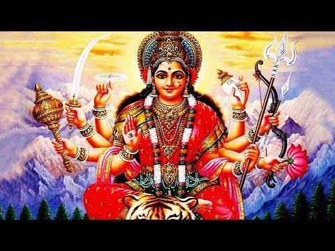 Sri Durga Sahasranama Stotram - Goddess Durga Devi Songs - Dr.Rrajan