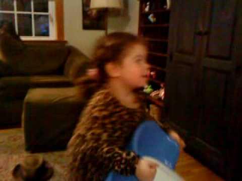 Shrek Dance Party Karaoke Freak Out (now with Dancing Potty seat)