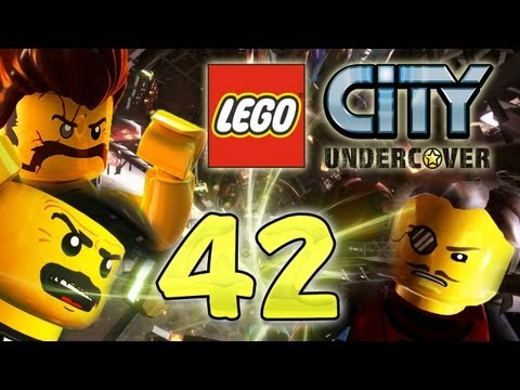 Let's Play Lego City Undercover Part 42: Felix Baumgartner Finale