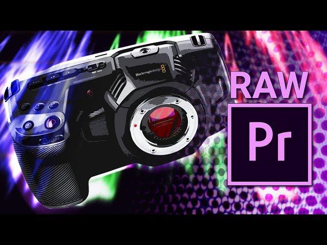 How to Edit Blackmagic RAW in Premiere Pro // Grading Tips & BRAW Studio