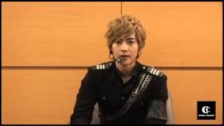 Rainbow Town FMのX'mas特別放送の時に放送された、キム・ヒョンジュン...