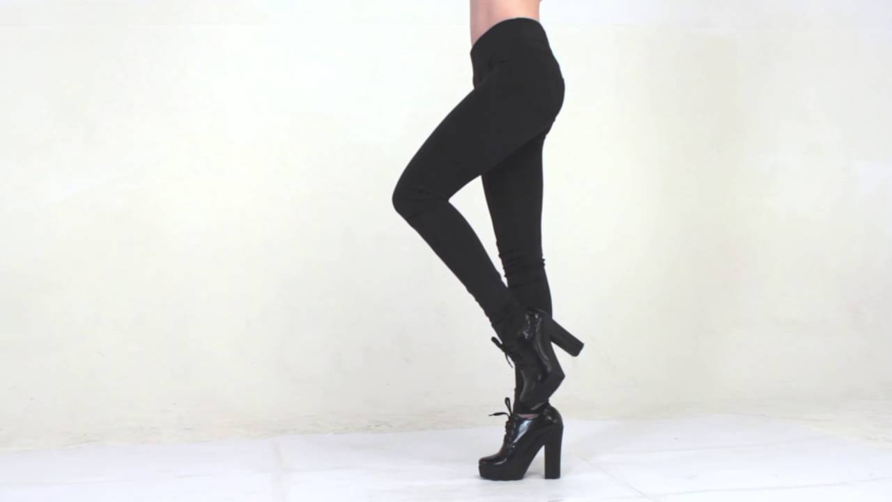 Женские брюки - как и с чем носить осенью /зимой. - YouTube