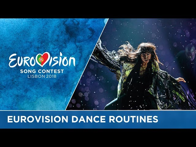 Get up and dance: Eurovision style!