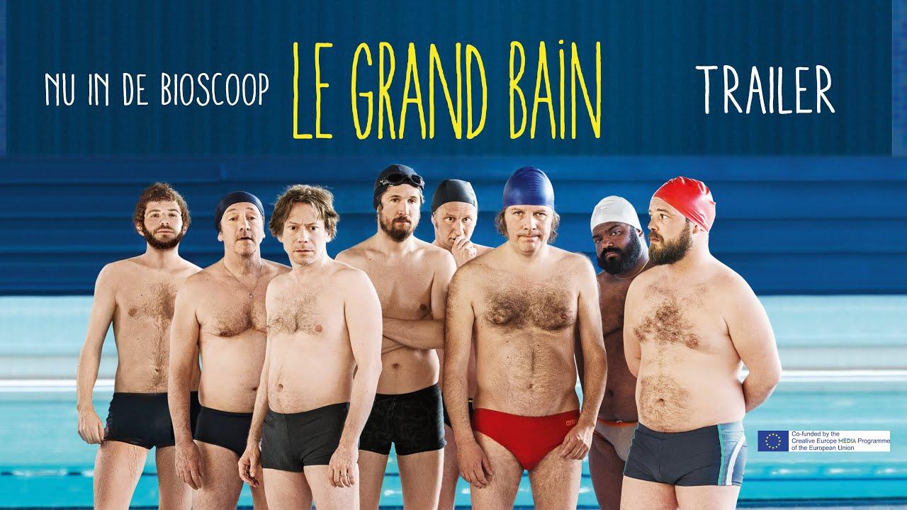 LE GRAND BAIN - Nederlandse trailer