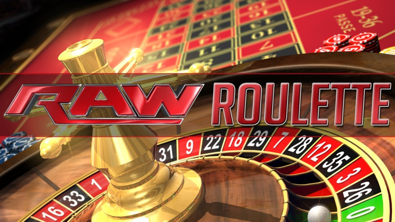 Raw roulette gambling which involves