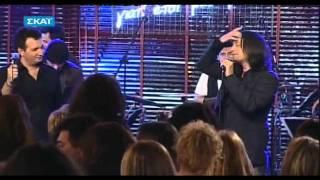 Giannis Kotsiras ft. Dimitris Mpashs - Kai pali edw (live)