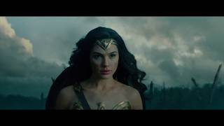 """Wonder Woman Trailer Featuring P.O.D. 's Cover of James Brown's """"It's a Man's Man's Man's World"""""""
