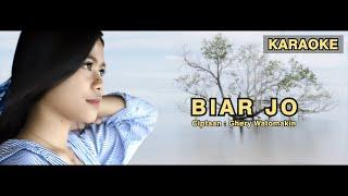 BIAR JO   KARAOKE   LAGU DAERAH FLORES TIMUR   LAMAHOLOT ( Official Musik Video )