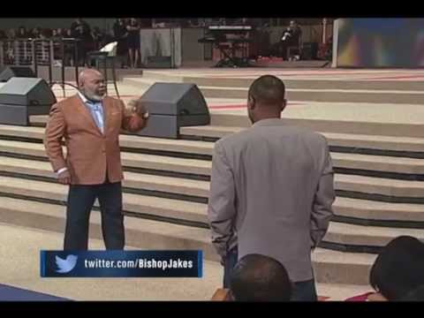 T.D. Jakes Sermons: Feed What Feeds You