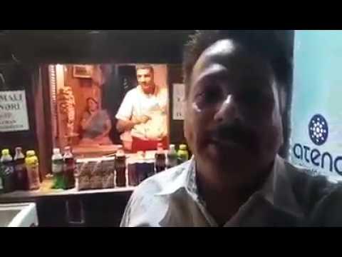 Azerbaijan shwarma shop