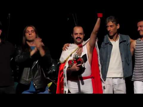 Queen Tribute Brazil - We will rock you / Friends / Champions