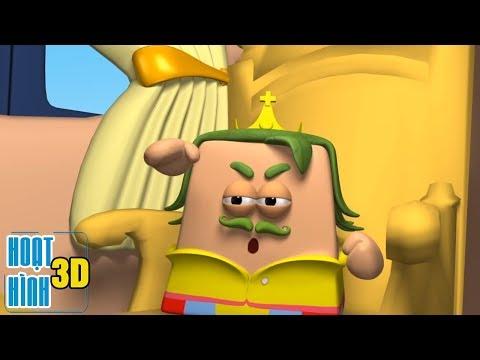 Hoạt Hình 3D Vương Quốc Vui Vẻ tập 22 | Phim Hoạt Hình Hay
