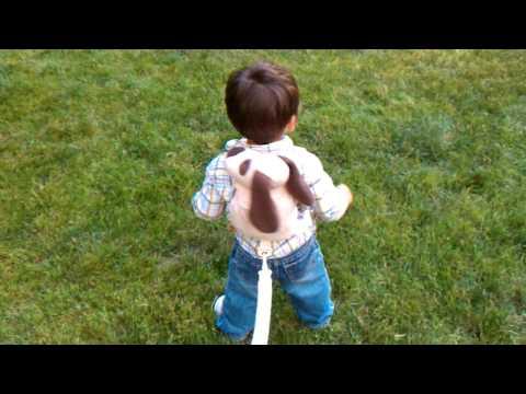 Baby dances to ZZ Top