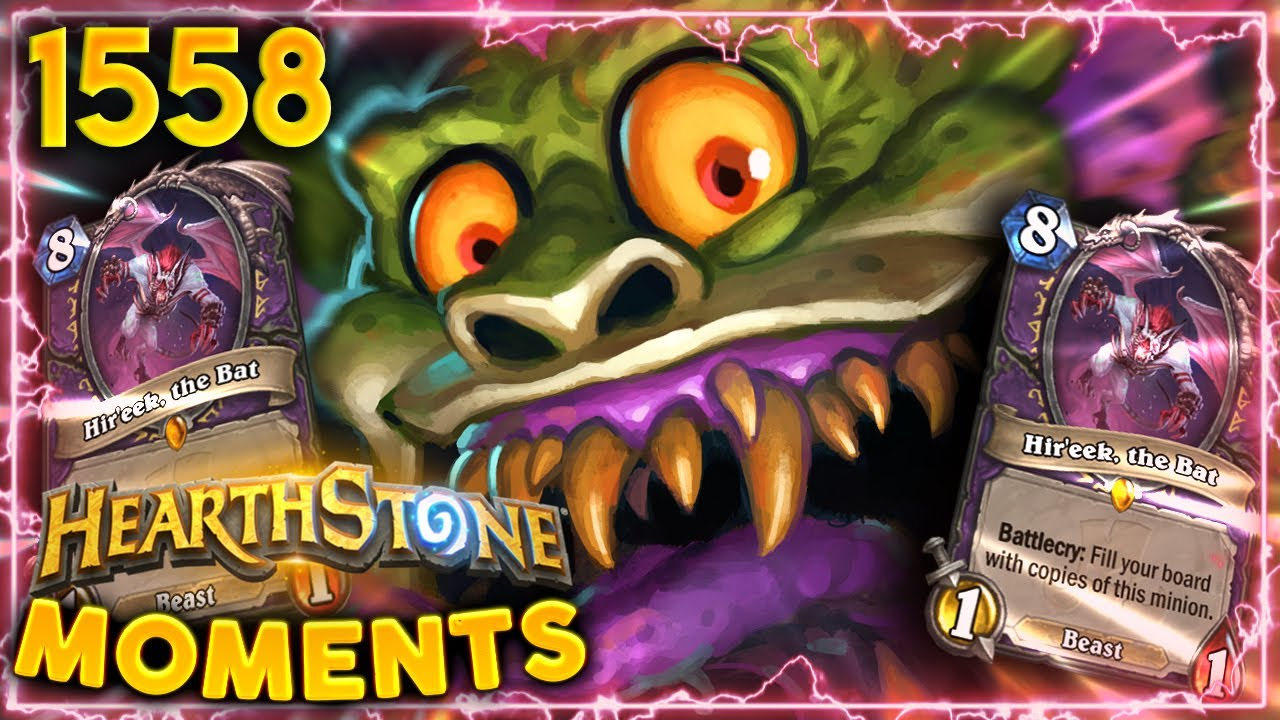 Is THIS THE UNLUCKIEST Evolve Ever? | Hearthstone Daily Moments Ep.1558