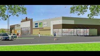 Новый торговый центр в Кинешме готов на 70%