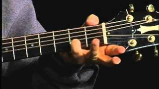 "Acoustic Blues Guitar Lesson ""Brownie McGhee""  Kansas City ""Masters Of Delta Blues Guitar"""